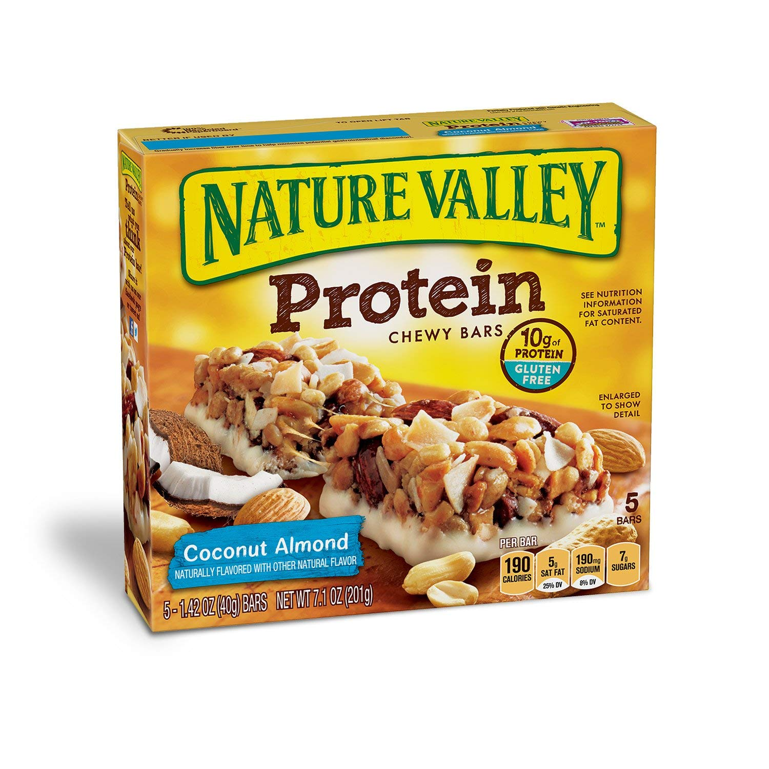 Nature Valley – Protein Bar Review
