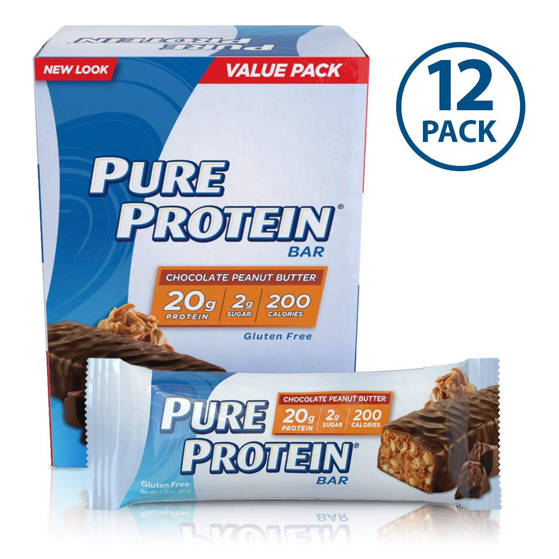 Product review on Pure Protein Bars: