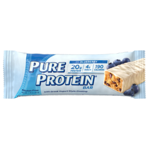 Pure Protein Blueberry Bar