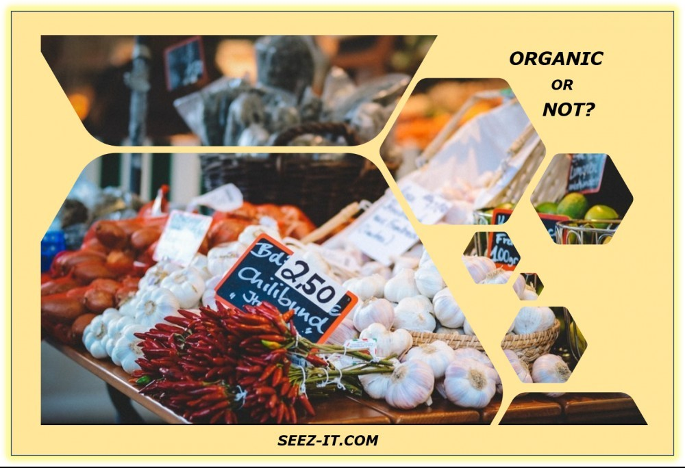 How To Organic Food?