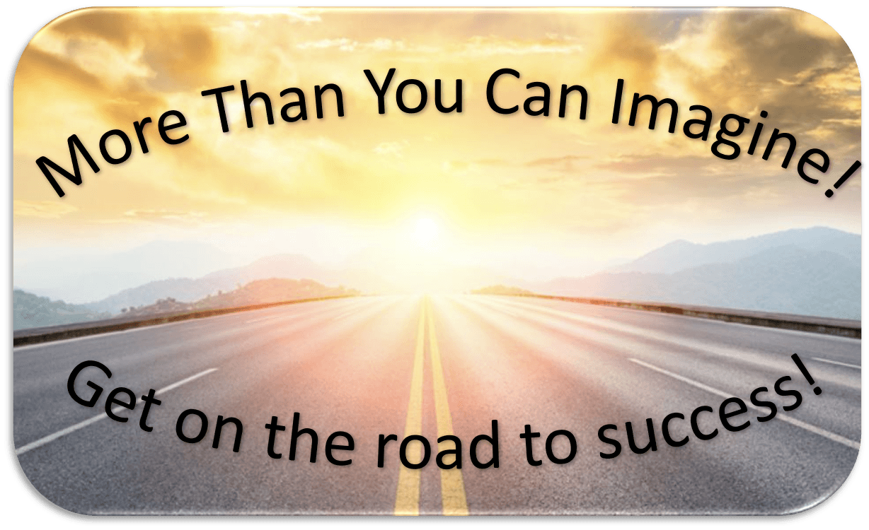 Get on the road to success!